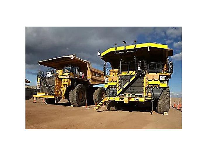 大型矿用卡车的自动化操作系统