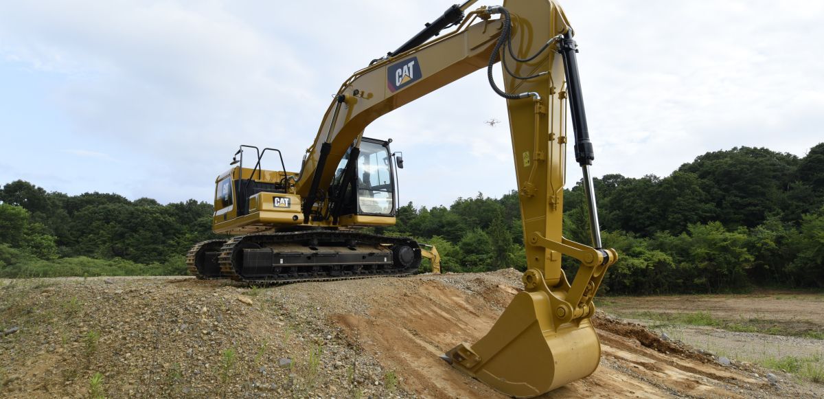 Next Generation Excavators. <br>Increase Efficiency Up to 45%*