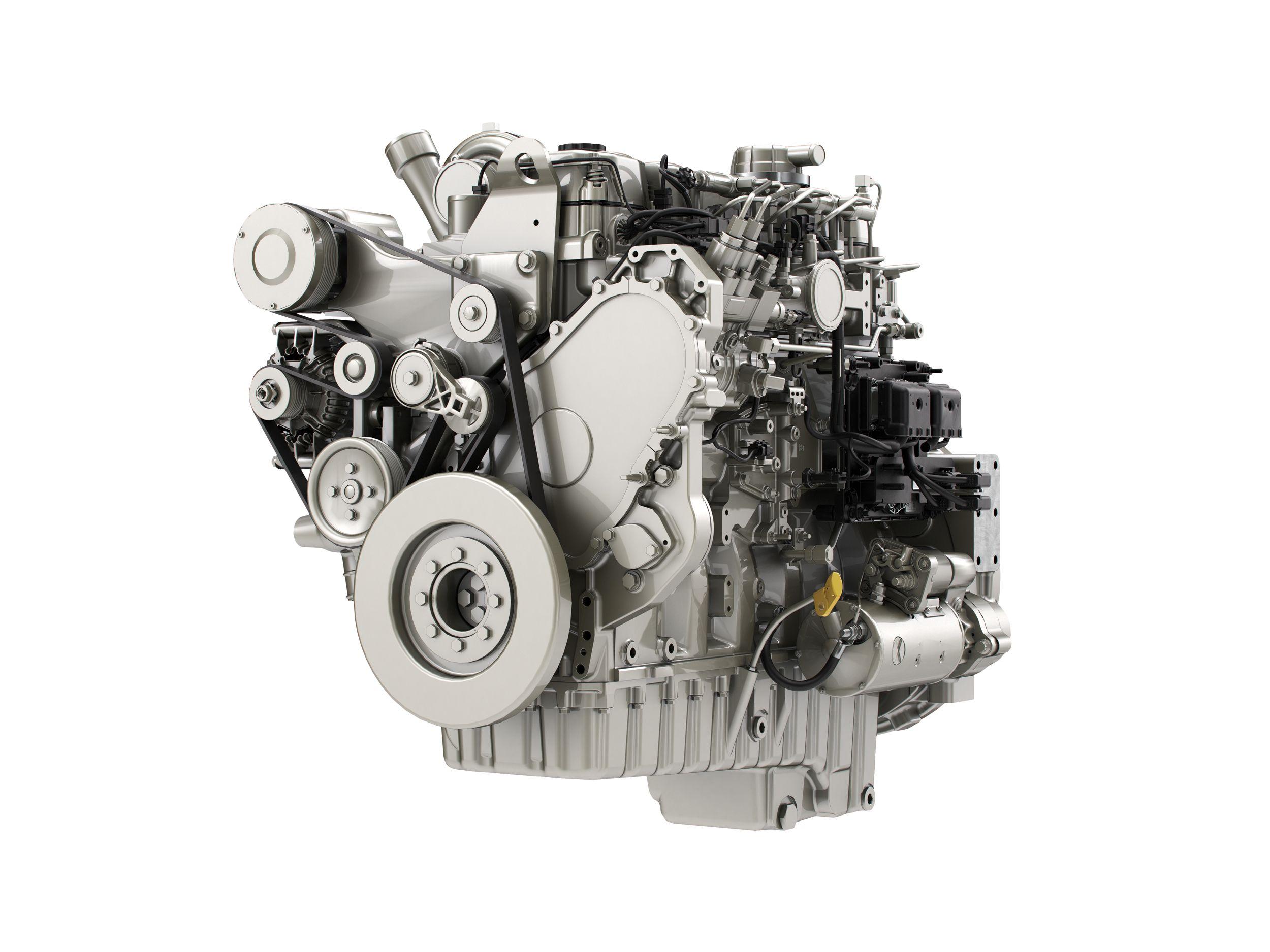 Perkins EU Stage V/U.S EPA Tier 4 Final engines on display at Intermat Paris 2018