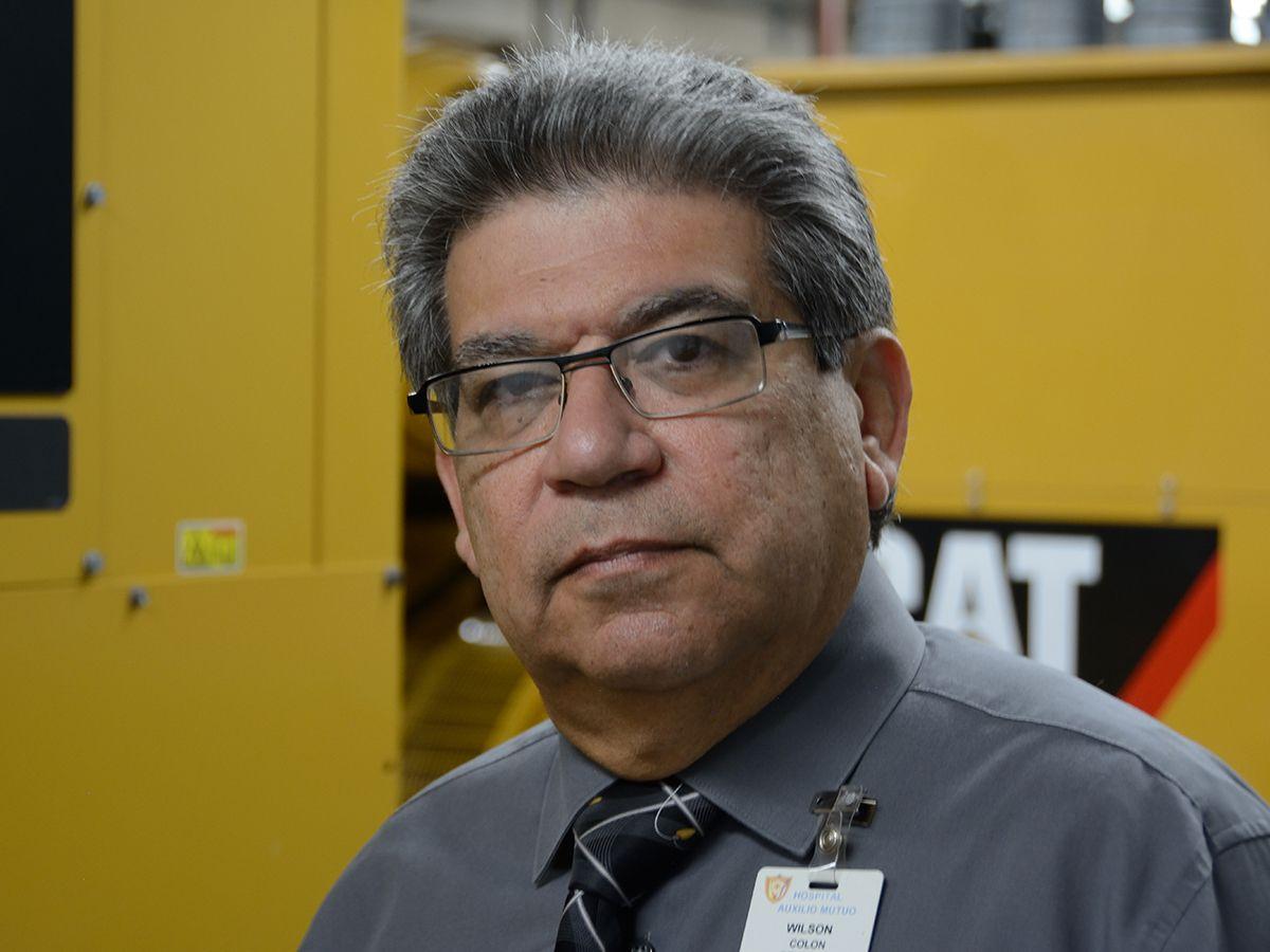 Wilson Colon - Hospital Utility Director