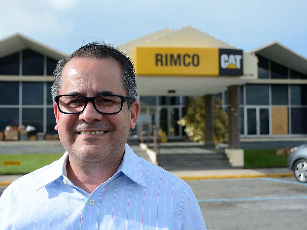 Pedro Jimenez RIMCO