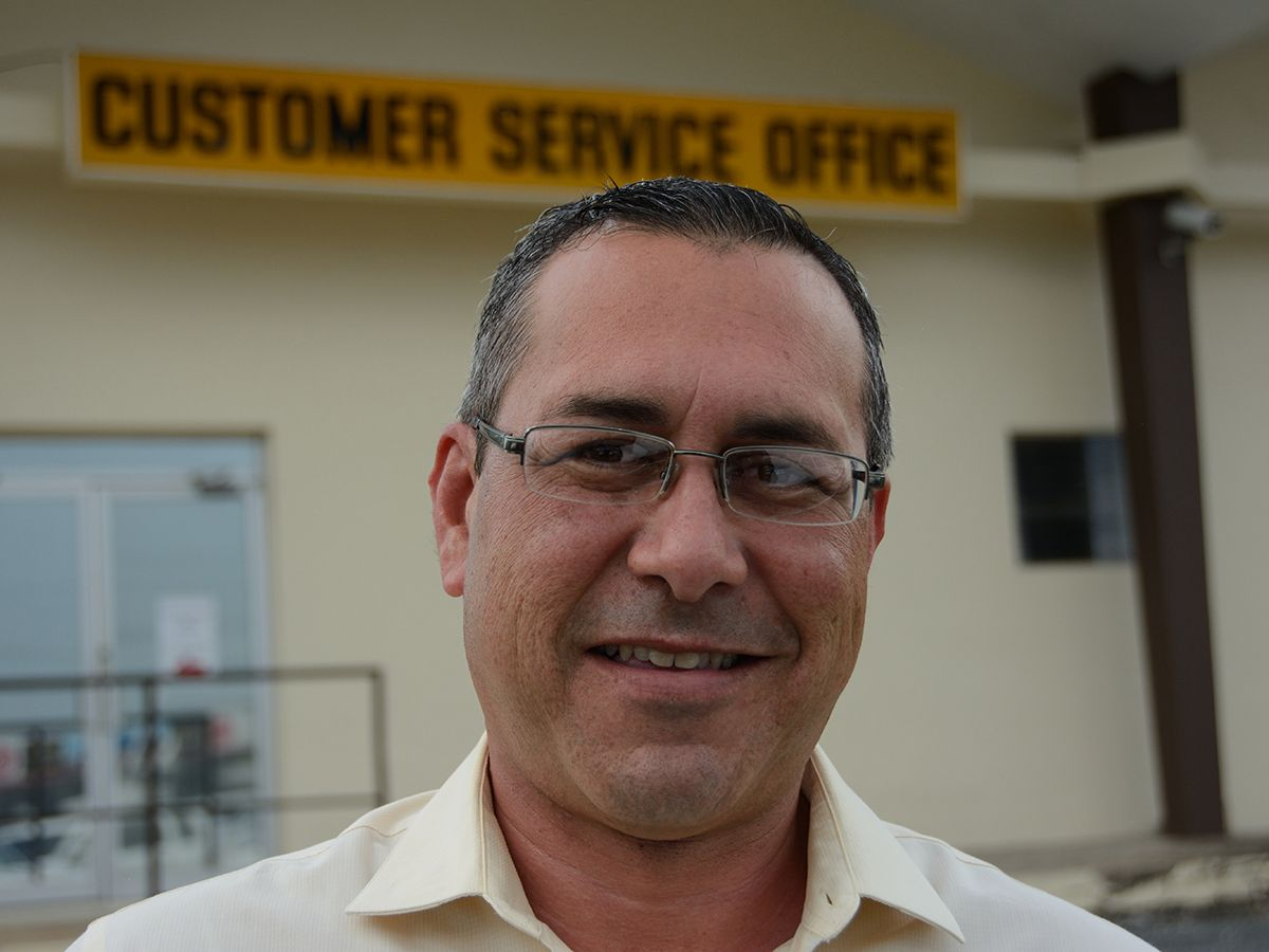 """Customers called us with a sense of urgency, and in some cases, desperation,"" recalls Hector Rivera, rental manager for Rimco."