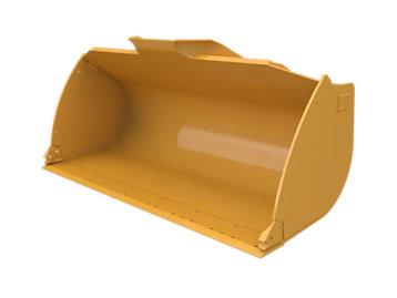 Foto del 3.1m? (4yd?) General Purpose Bucket for Wheel Loaders