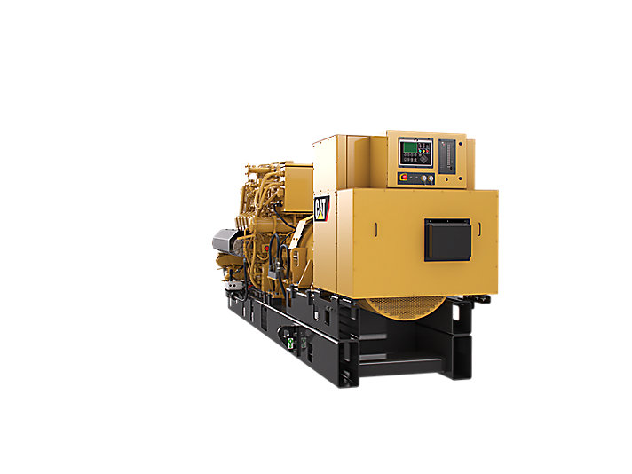G3512H  Gas Generator Sets 60Hz
