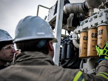 Caterpillar Oil & Gas