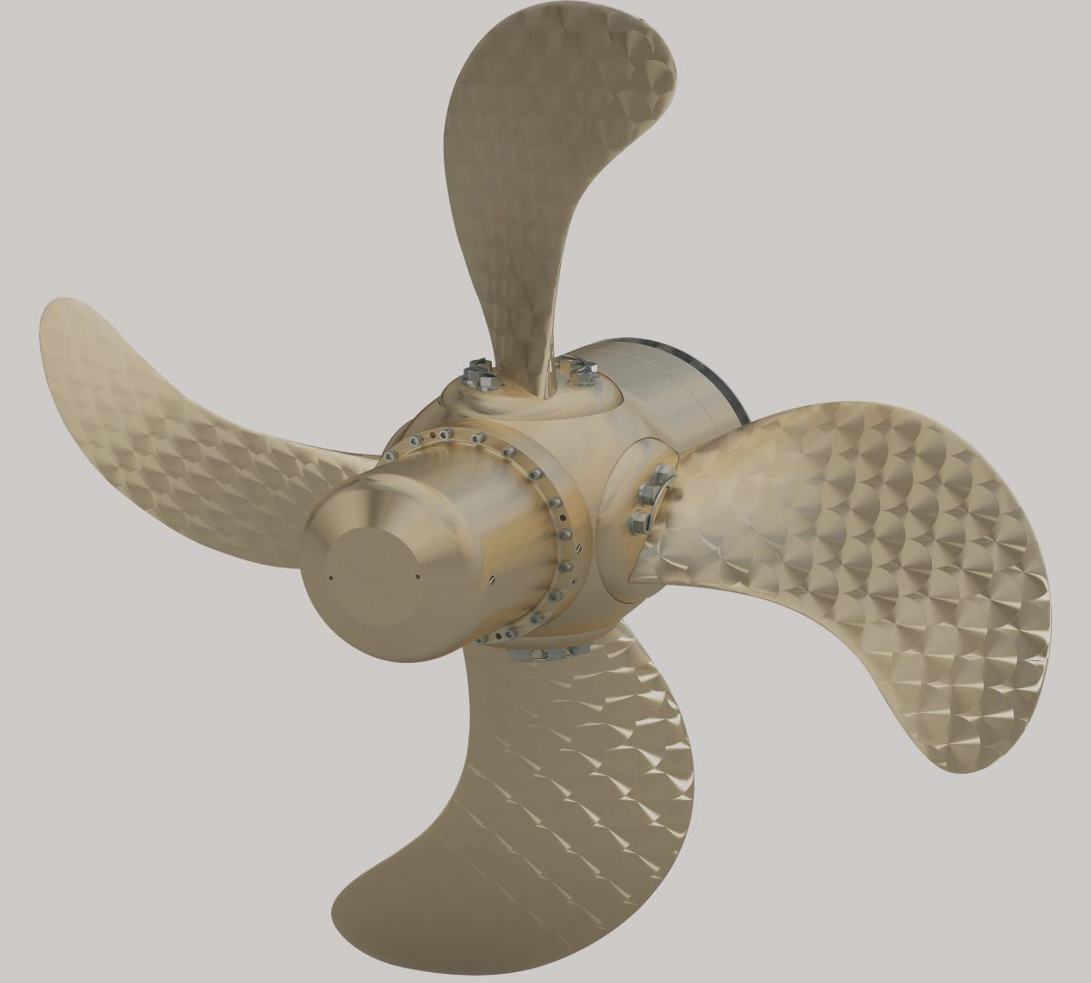 Main Pitch Propeller