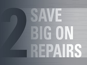 save big on repairs mining reman