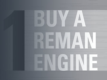 reman engine infographic