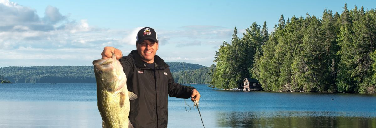 win a fishing trip with Ryan Newman