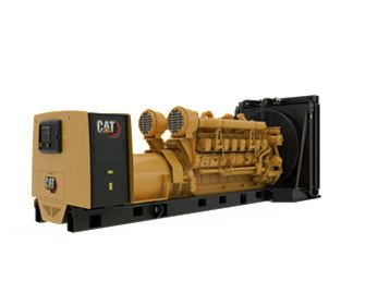 3516 (50 Hz) with Upgradea… - Diesel Generator Sets