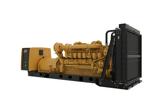 3516 (50 Hz) with Upgradeable Packaging - Diesel Generator Sets