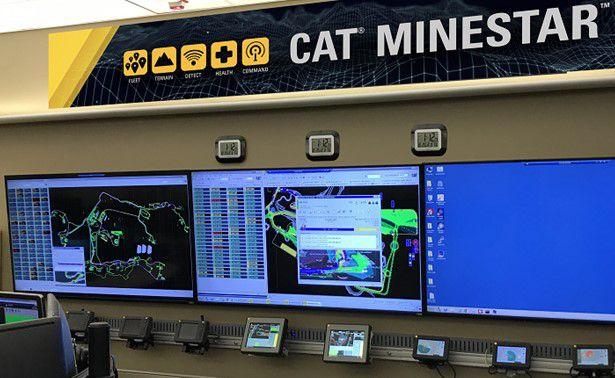 Command for Hauling: Virtual Mine Site Validates Autonomous System