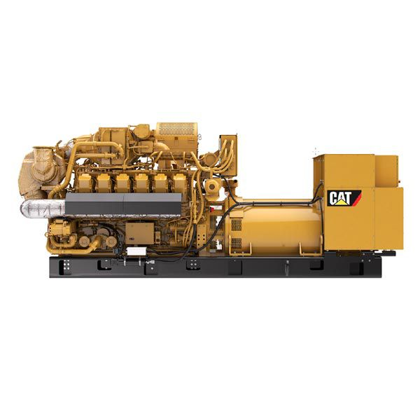 50 Hz High-Efficiency Generator Sets