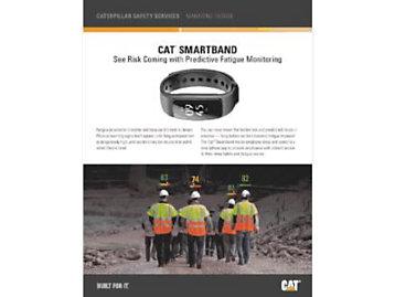 Cat Smartband Brochure