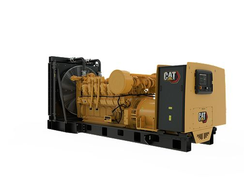 3512 (60 Hz) with Upgradeable Package - Diesel Generator Sets