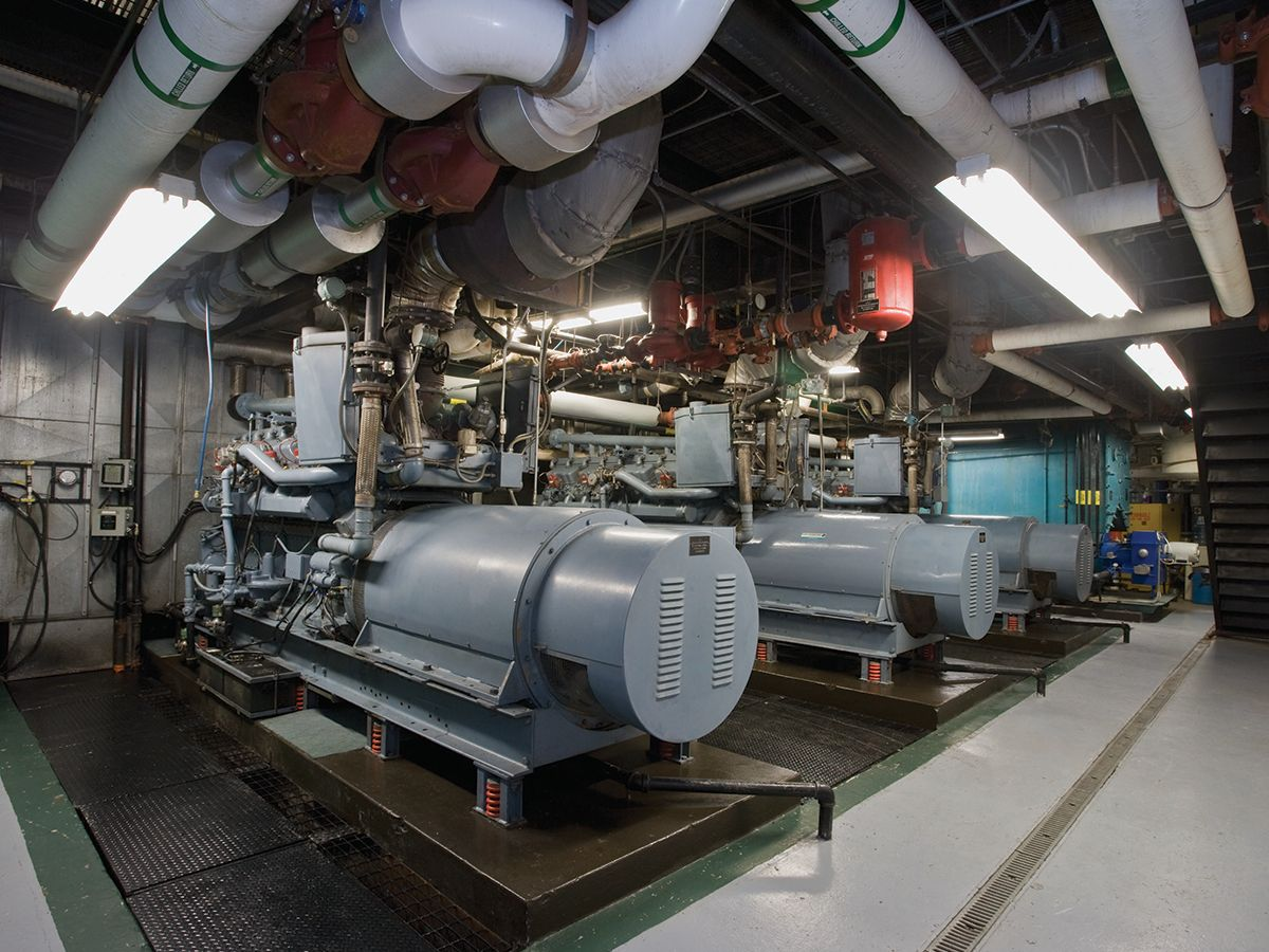 Cat G399 generator sets