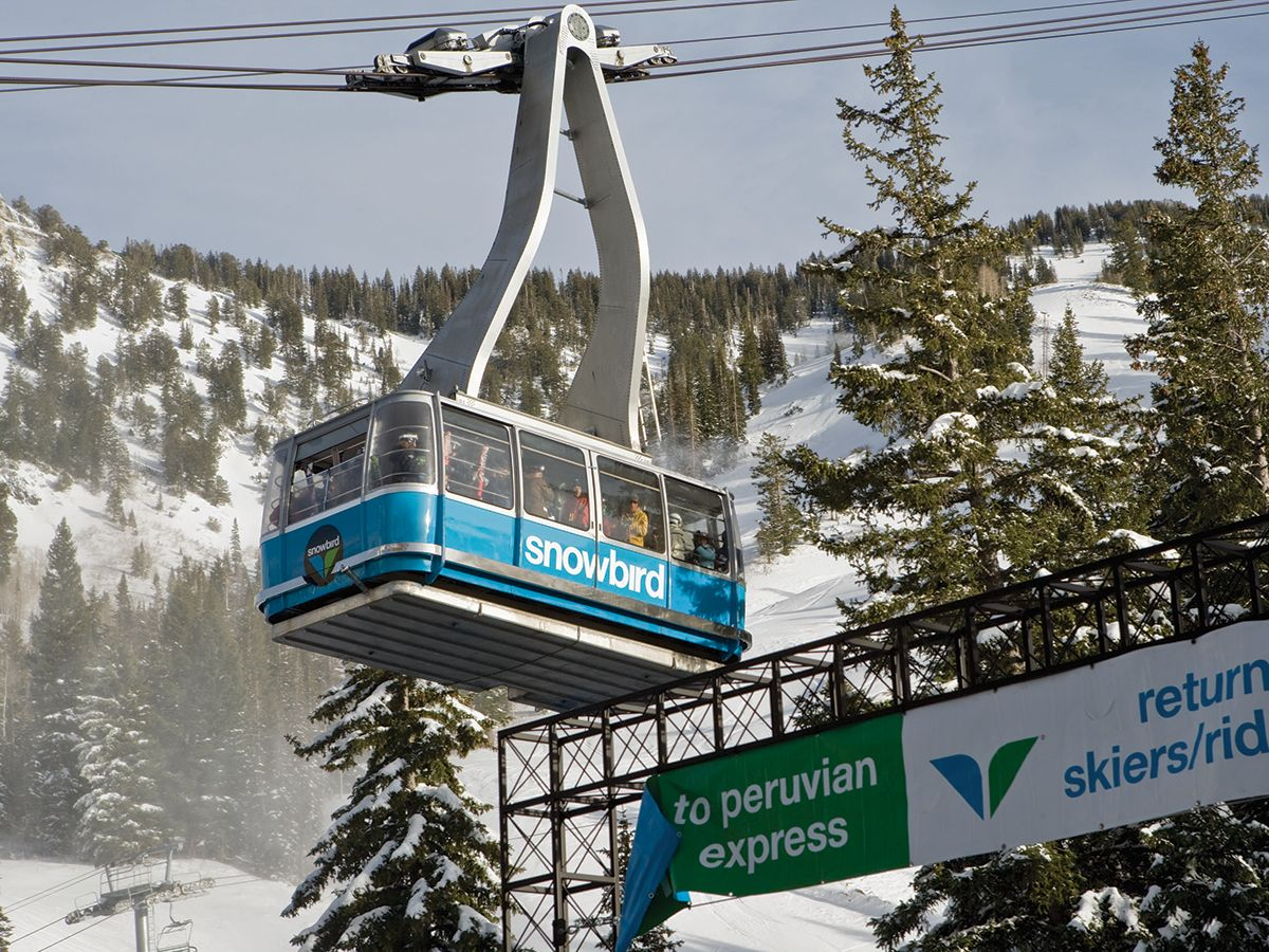 Given the resort's remote location, the power supply to Snowbird can be interrupted by avalanches, inclement weather and other factors.
