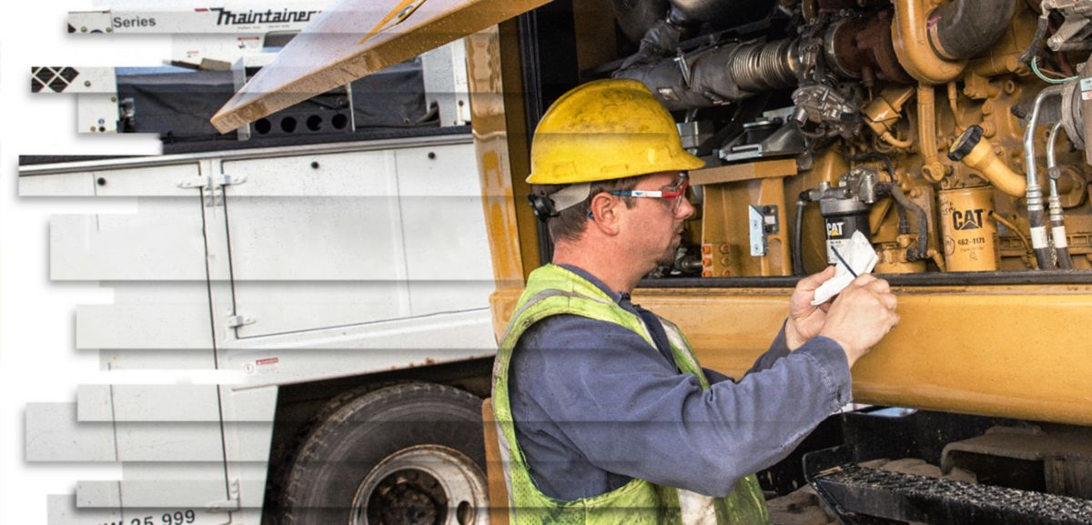 Cat Certified Used machines come standard with Equipment Protection Plans