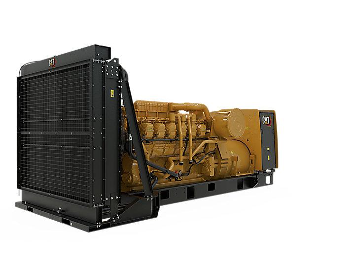 Gruppi elettrogeni diesel 3512B