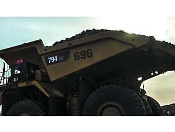 794 AC Electric Drive Mining Haul Truck