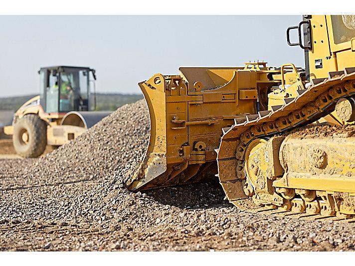 Tractor Topador D6