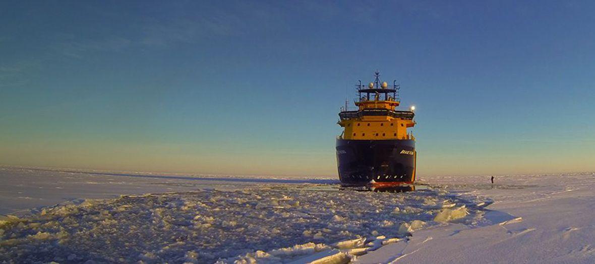 他们去极端 -  Brage Viking,AHTS,波罗的海