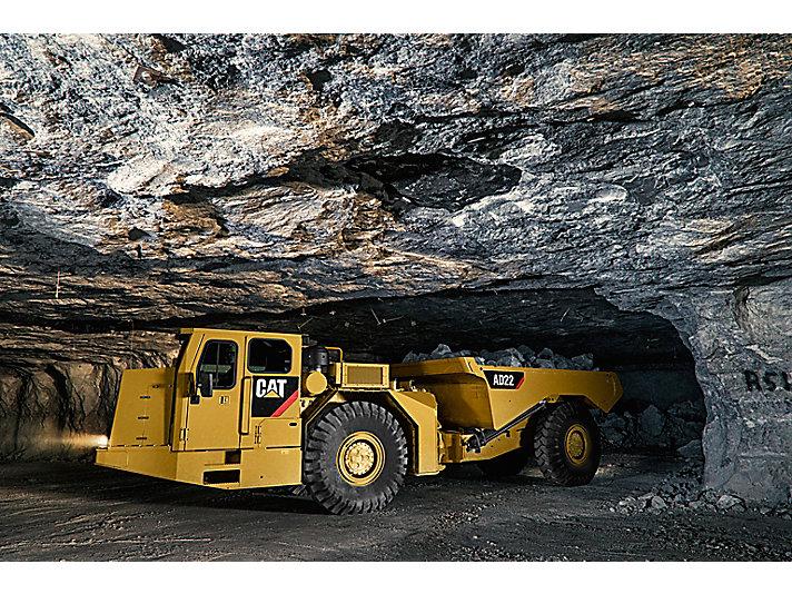 AD22 Underground Mining Truck