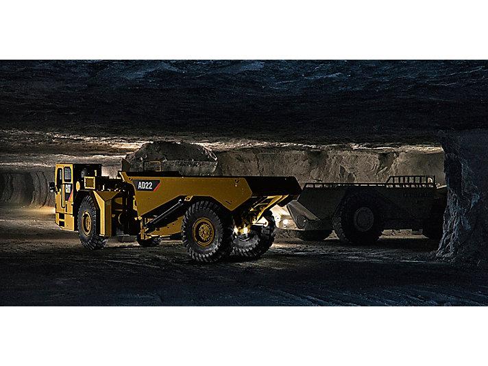 AD2 Underground Mining Truck