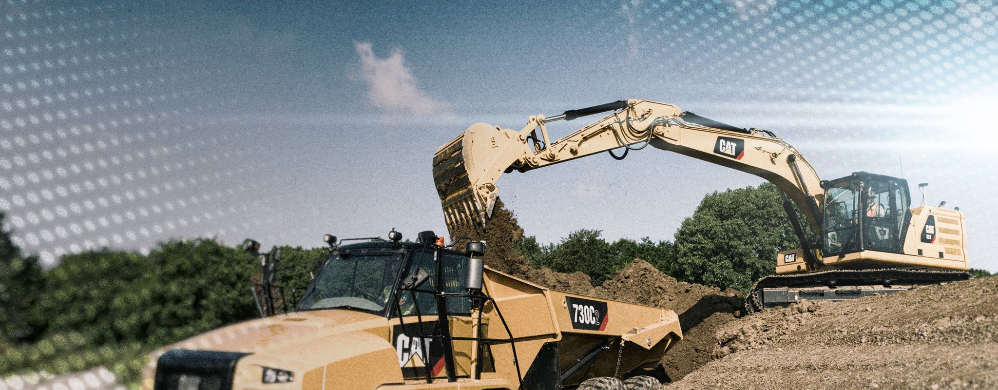 Caterpillar Construction Webinar Series - Best practices, lower costs, increased productivity