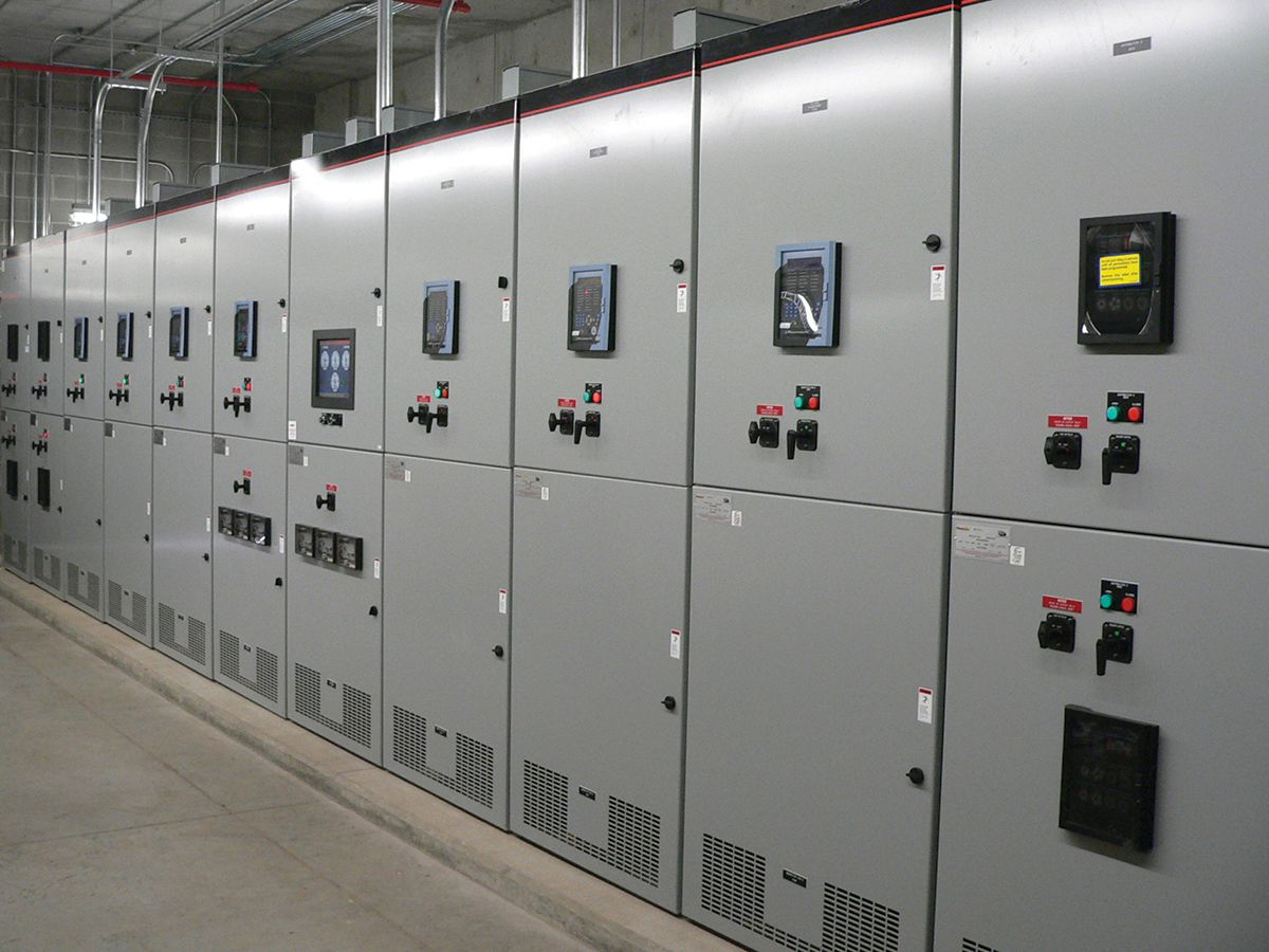 VUMC set specific goals for the consolidation of its standby power generation capability.