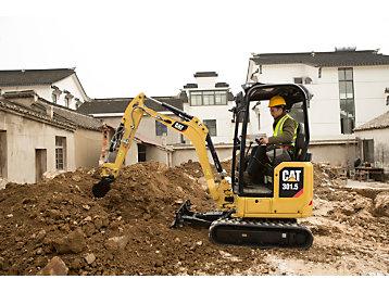 Cat 301.5 Next Gen Mini Excavator
