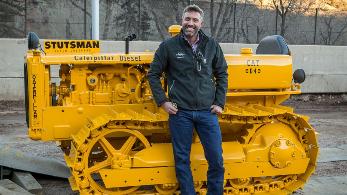 Shay Stutsman always wanted an antique Cat® machine of his own, so last year he embarked on a global search that landed him in the Midwest. Watch as this 1949 Cat D4 comes back to life.