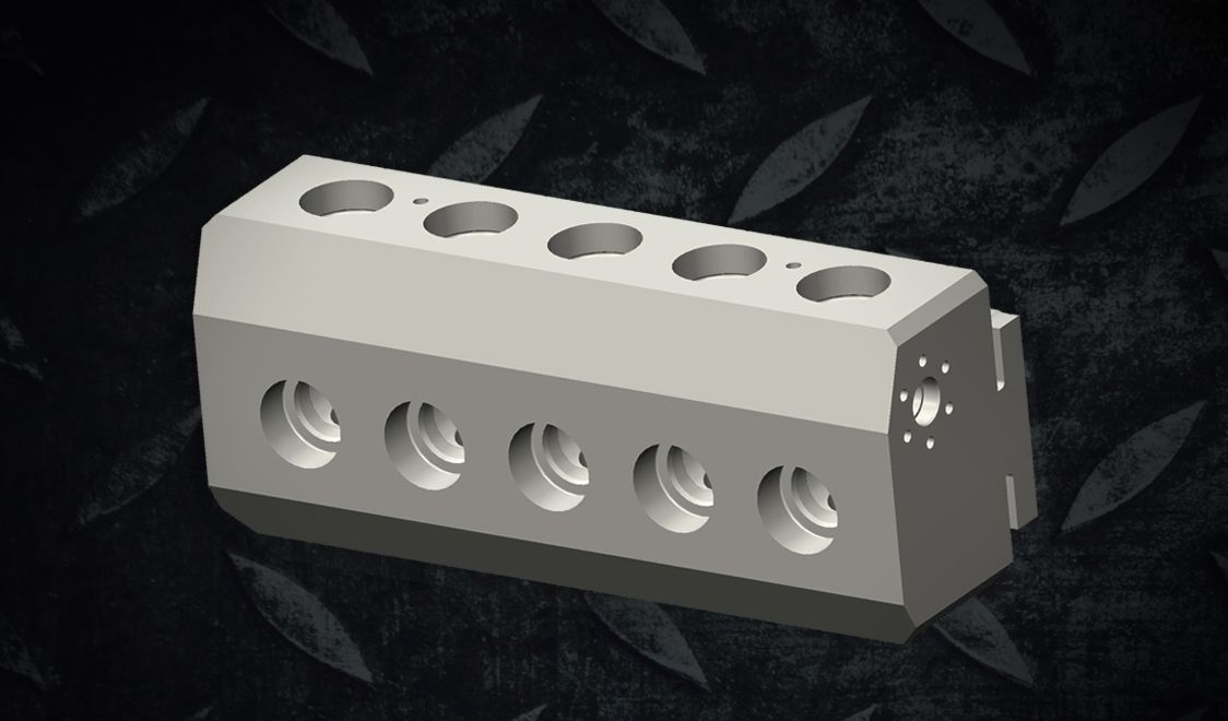 New Cat® Fluid End Design Extends Block Life By 50%