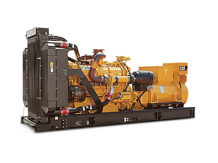 Grupos Electrógenos Diesel C32