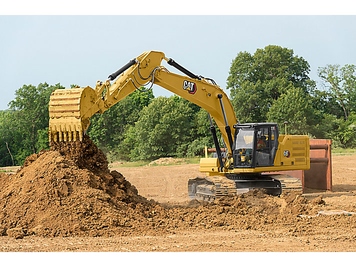 Escavatore idraulico 330