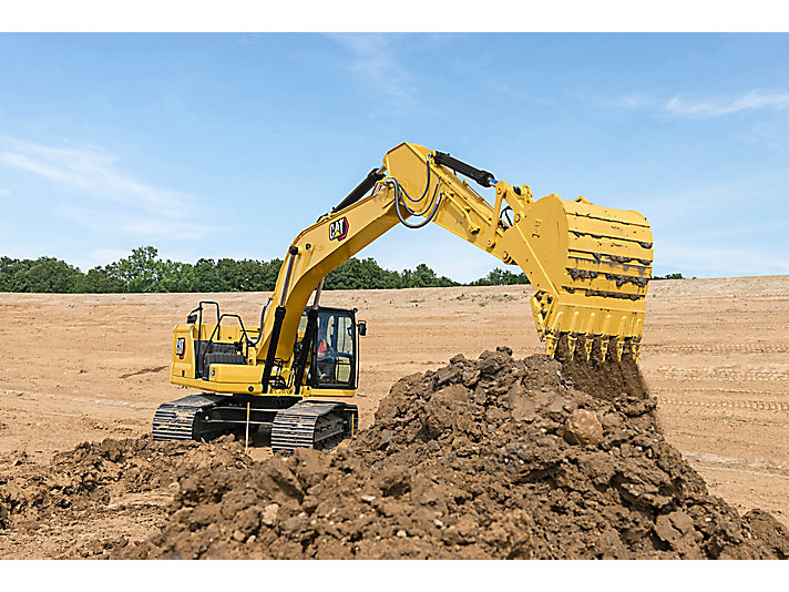 Excavadora Hidráulica 330 GC