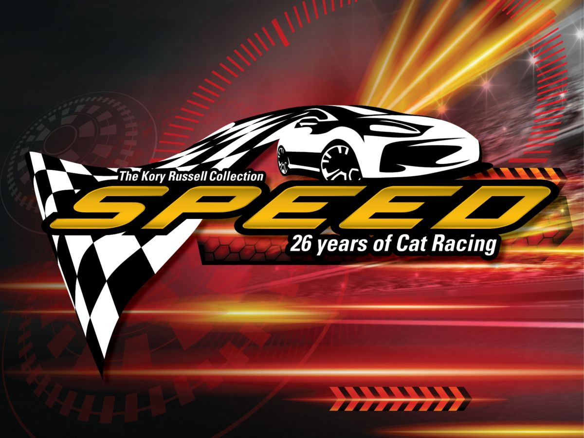Speed - 26 Years of Cat Racing