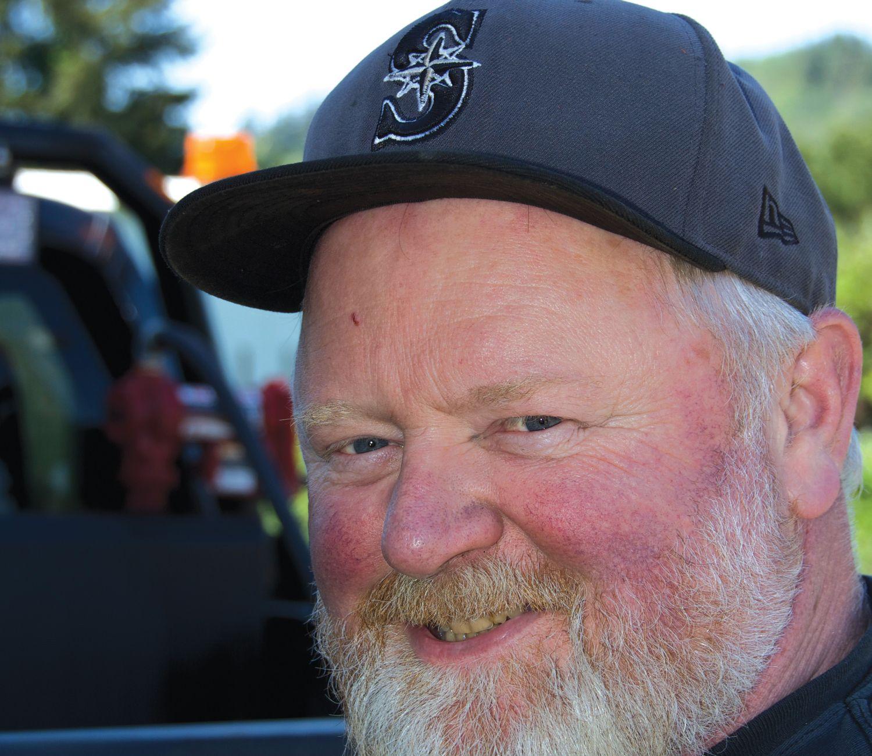 Mike Stott, Owner/Founder, Stott Logging, Inc.