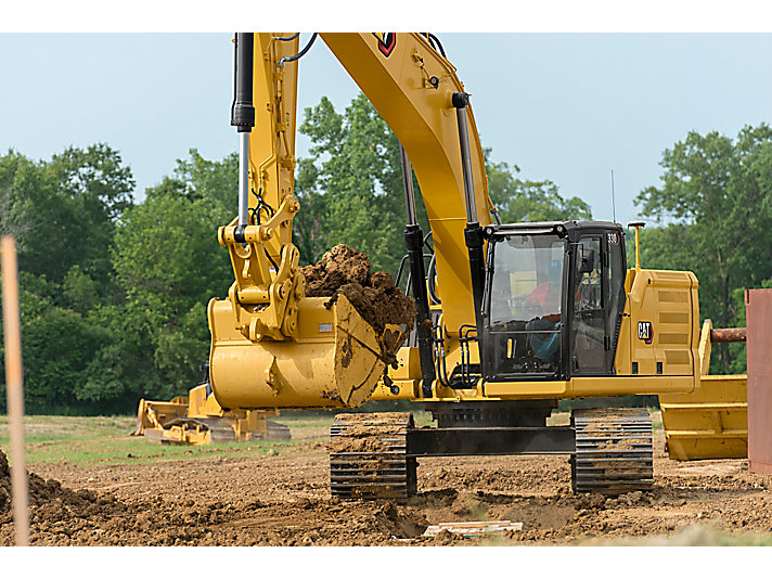 330 Hydraulic Excavator