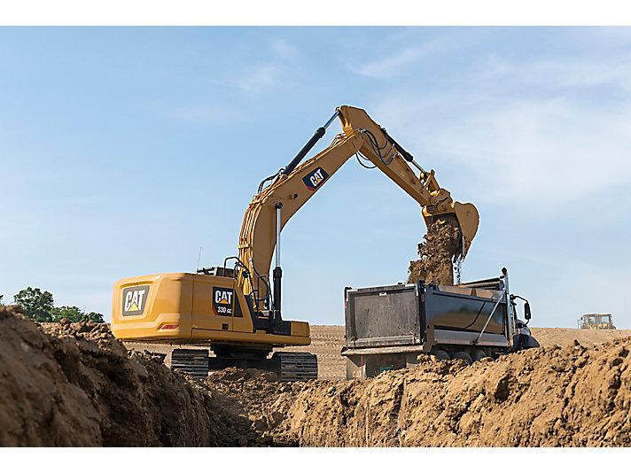 330 GC Hydraulic Excavator