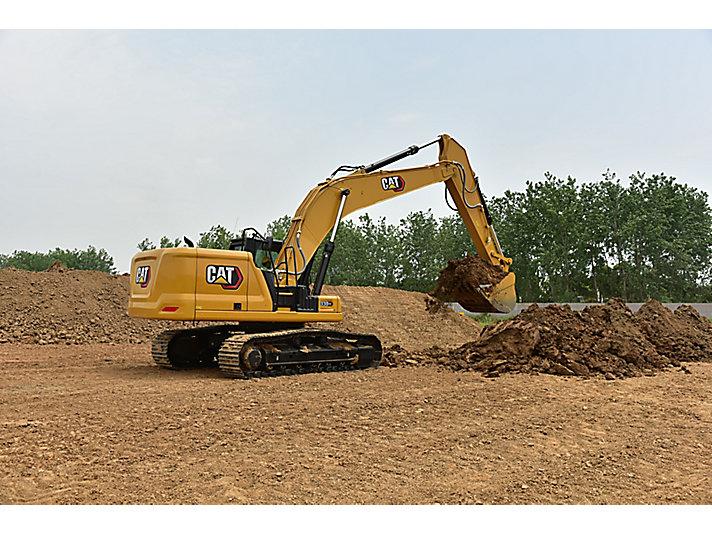 330 GC 液压挖掘机