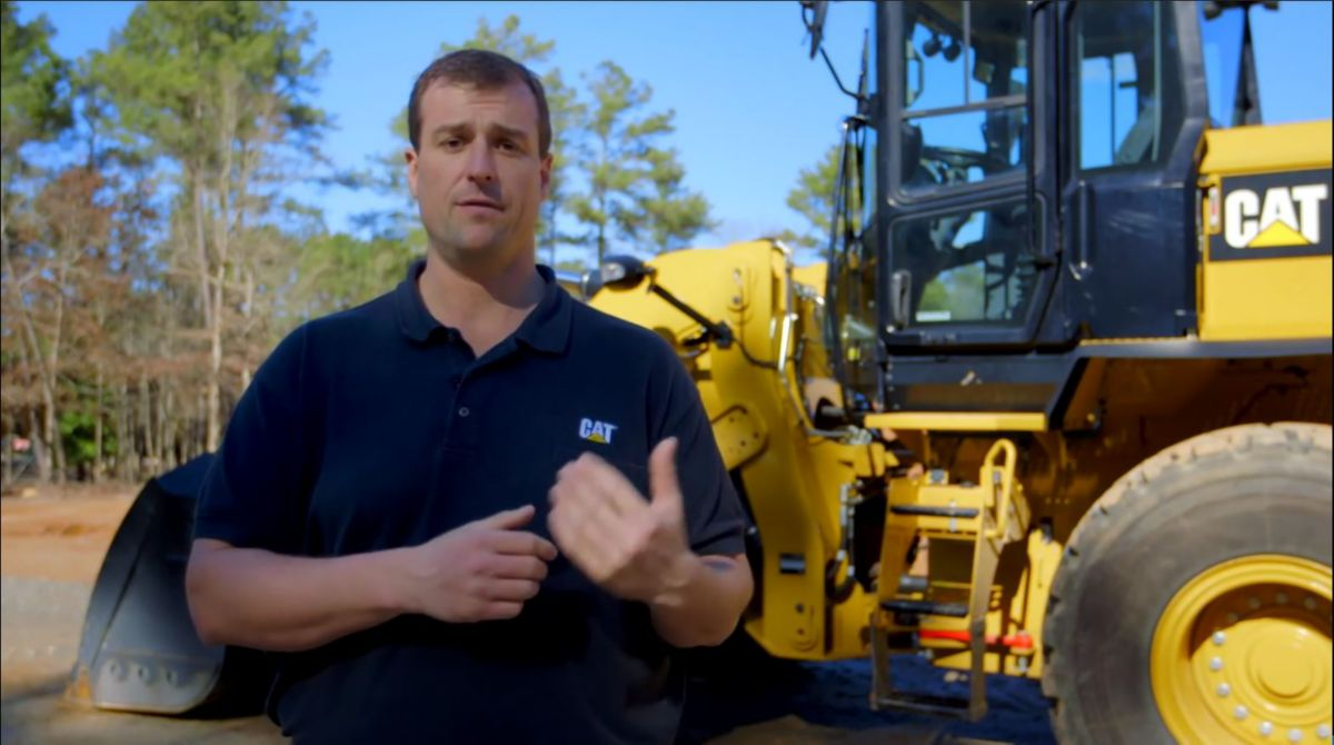 Small Wheel Loader Tip of the Month: Power Train Modes - Cat® 924K, 926M, 930K, 930M, 938K & 938M