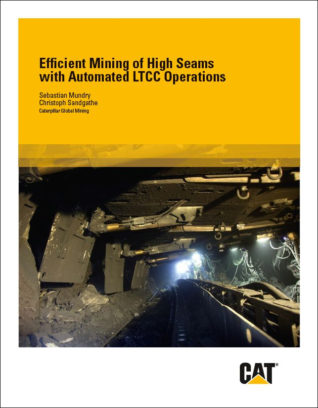 Cover: Efficient Mining of High Seams with Automated LTCC Operations