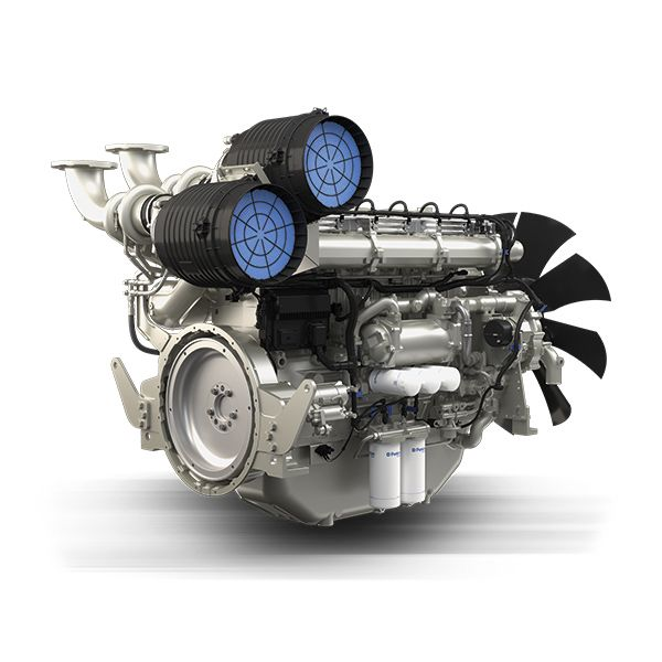 Perkins launches new 4006 Electronic Diesel Engine for India
