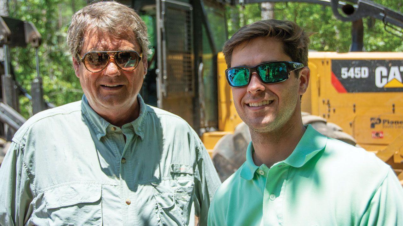 Forestry logging customer testimonial