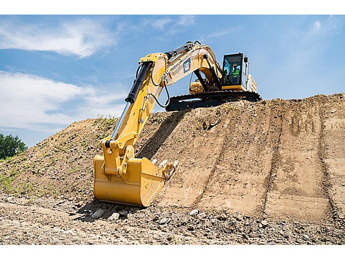 Hydraulic Excavator 345 GC