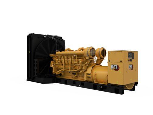 3516B (50 Hz) - Diesel Generator Sets