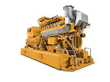 CG132B-12 - Gas Generator Sets