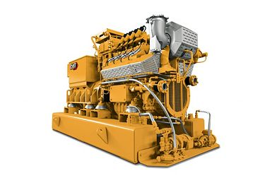 CG132B-8 - Gas Generator Sets