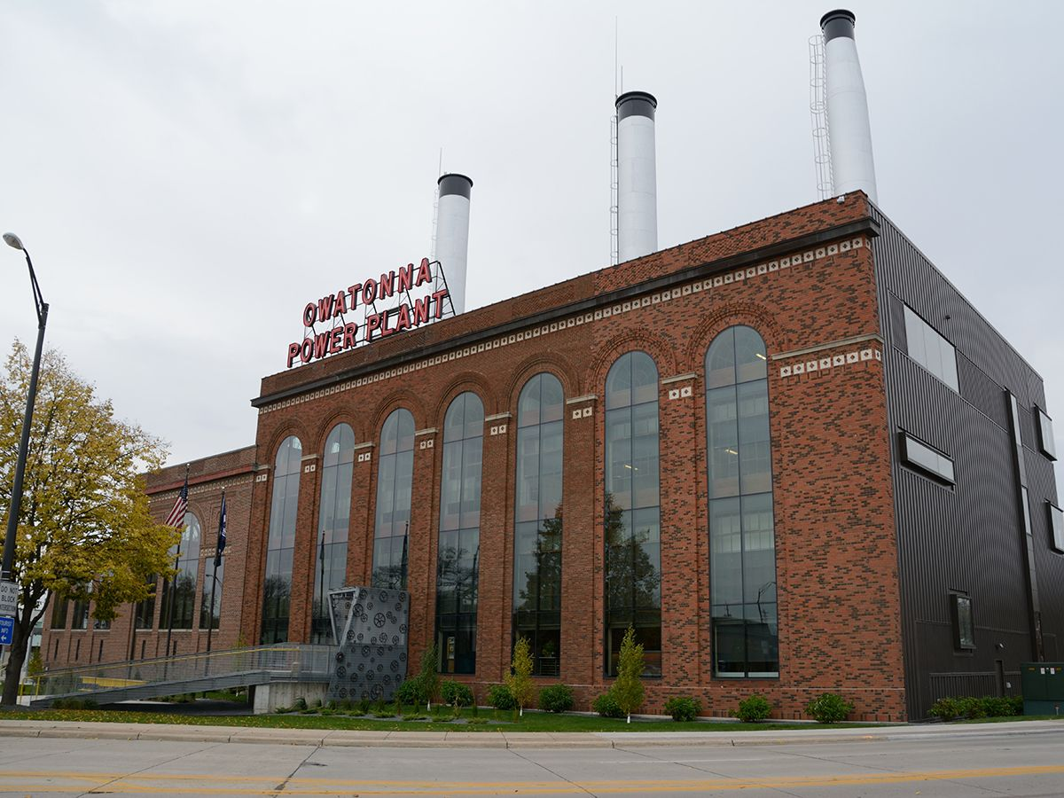 Owatonna Power Plant